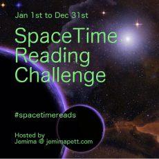 #spacetimereads | Reading Challenge Update – half-year