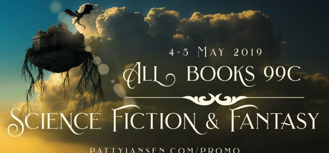 science fiction and fantasy promotion May 3-4