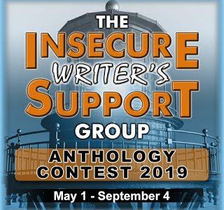 IWSG Anthology 2019
