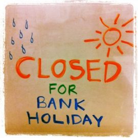 Musings on an August Bank Holiday
