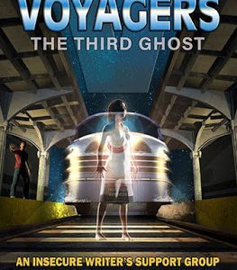 Voyagers The Third Ghost IWSG Anthology