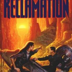 Book Review   Reclamation by Sarah Zettel