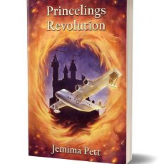 Princelings Revolution published today! #princelings #booklaunch