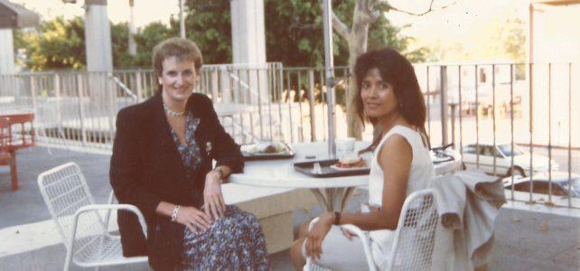 Hera's meet with me, LA 1989