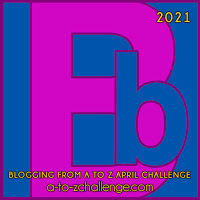 B is for Background – Getting it right #AtoZChallenge2021