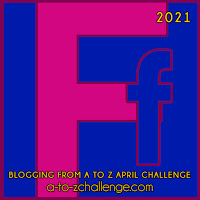 F is for Fate #IWSG #AtoZChallenge2021