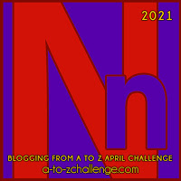 N is for Notebooks #AtoZChallenge2021