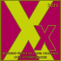Xtraterrestrials #AtoZChallenge