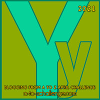 Y is for Years Events #AtoZChallenge2021