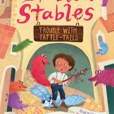 Book Review | Trouble with Tattle-Tails @JonathanAuxier