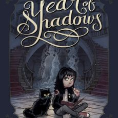 Book Review   The Year of Shadows @ClaireLegrand