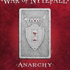Book Blast   Anarchy (War of Nytefall #7) @cyallowitz