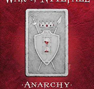 Book Blast | Anarchy (War of Nytefall #7) @cyallowitz