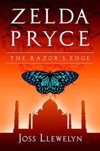Book Review | The Razor's Edge (Zelda Pryce #1)